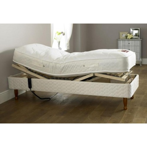 Adjustable Beds Mattress Type : Electric adjustable bed single