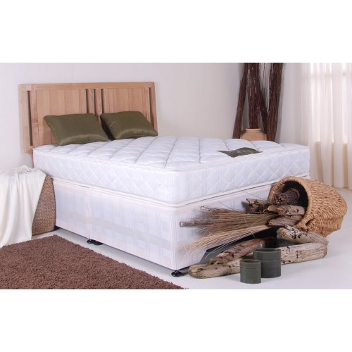 Natural Sleep Classic Divan Single 3 39 Single 3 39 Divan Beds Beds