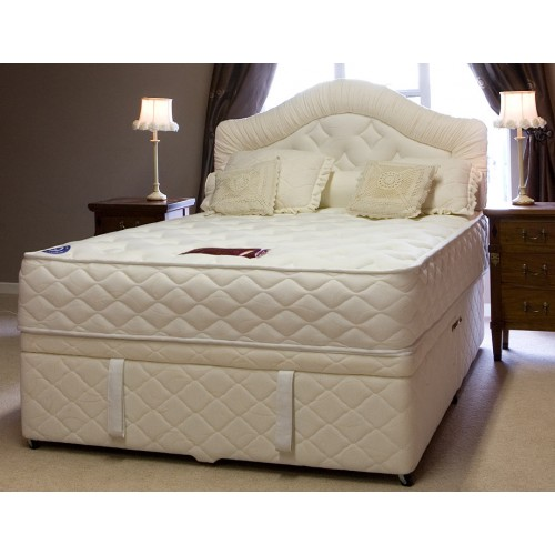 Natural Sleep Serenity Divan Single 3 39 Single 3 39 Divan Beds Beds