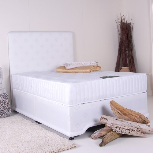 Natural Sleep Deep Bliss Divan Bed Single 3 39 Single 3 39 Divan Beds Beds