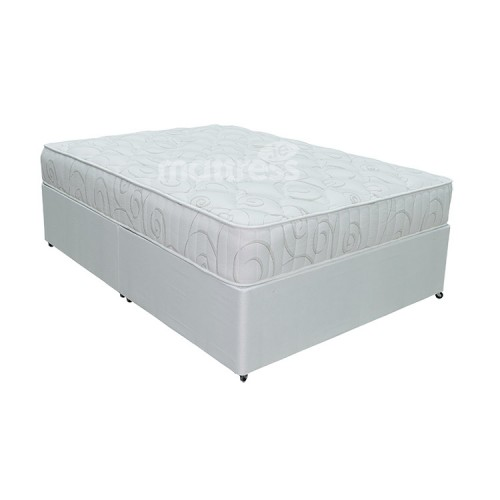 Health Sense Memory Foam Divan Bed King 5 39