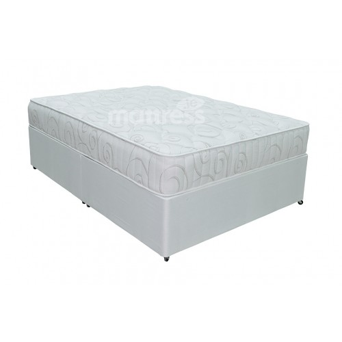 Health Sense Memory Foam Divan Bed King 5 39 King 5