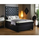 Luxury Buckingham Memory Pocket Supreme Divan Bed - (3')
