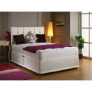 Luxury Royal Pocket Spring  Divan Bed - (5')