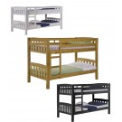 America Bunk Bed 2'6'' or 3' Long or Short