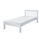 Buckingham LE White Bed Frame - Single (3')