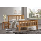 "Buckingham HE Antique Bedstead - Double (4'6"")"