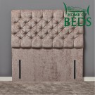 Claudia 3' Single Bed Headboard