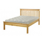 Buckingham LE Antique Bed Frame - Small Double (4')