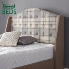 "Mullberry 4'6"" Double Bed Headboard"