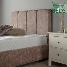 "Munich 4'6"" Double Bed Headboard"