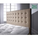 "Paris 4'6"" Double Bed Headboard"