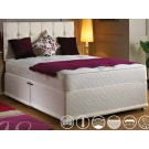 Luxury Royal Pocket Spring  Divan Bed - (4')