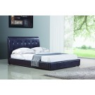 Harmony Siena Leather Bed (4'6)