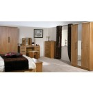 Mya Oak 5' Bed