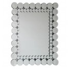 Rectangular Circled Mirror - SY059