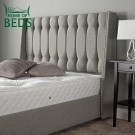 "Venice 4'6"" Double Bed Headboard"