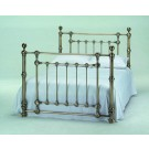 Harmony Victoria Brass/Metal Bed (4'6)