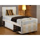 York Divan Bed - Double (4'6'')