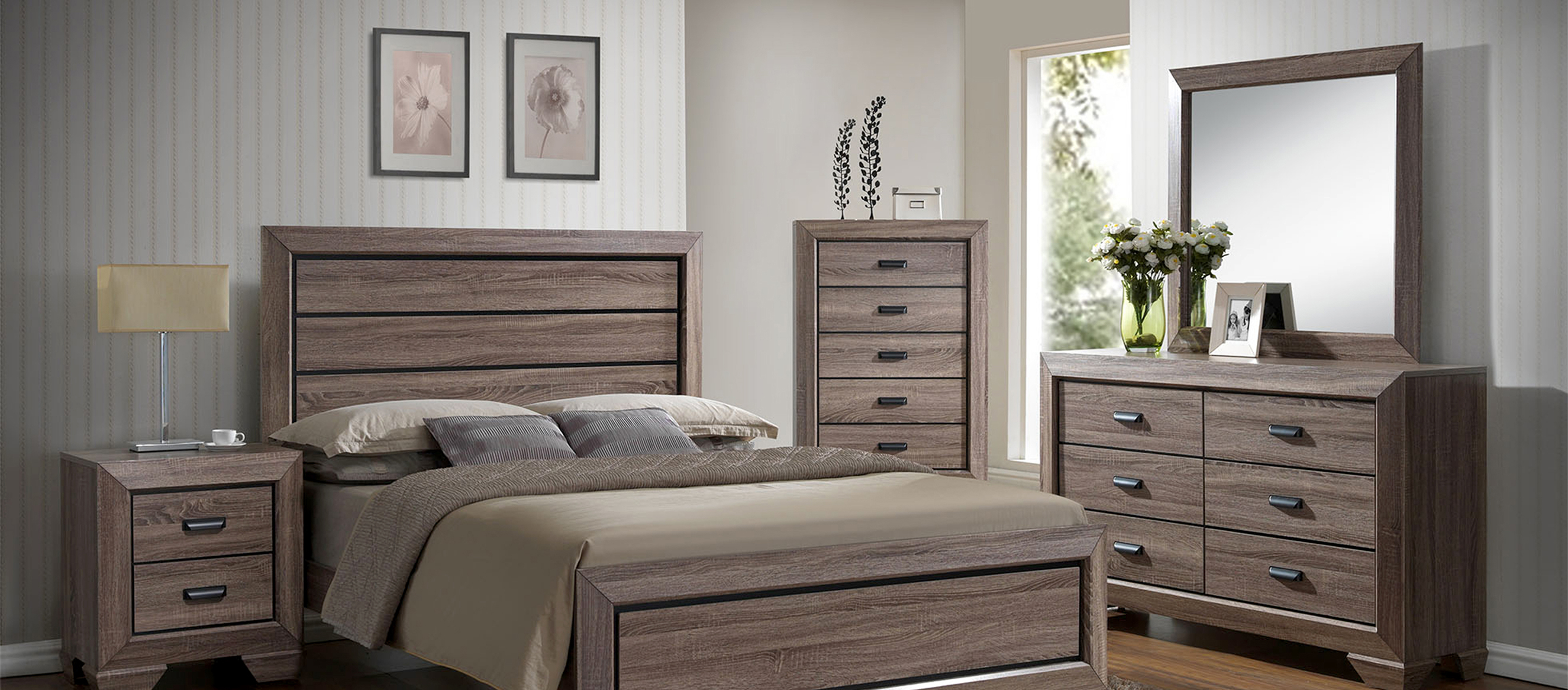 Cairo Range Bedroom Furniture