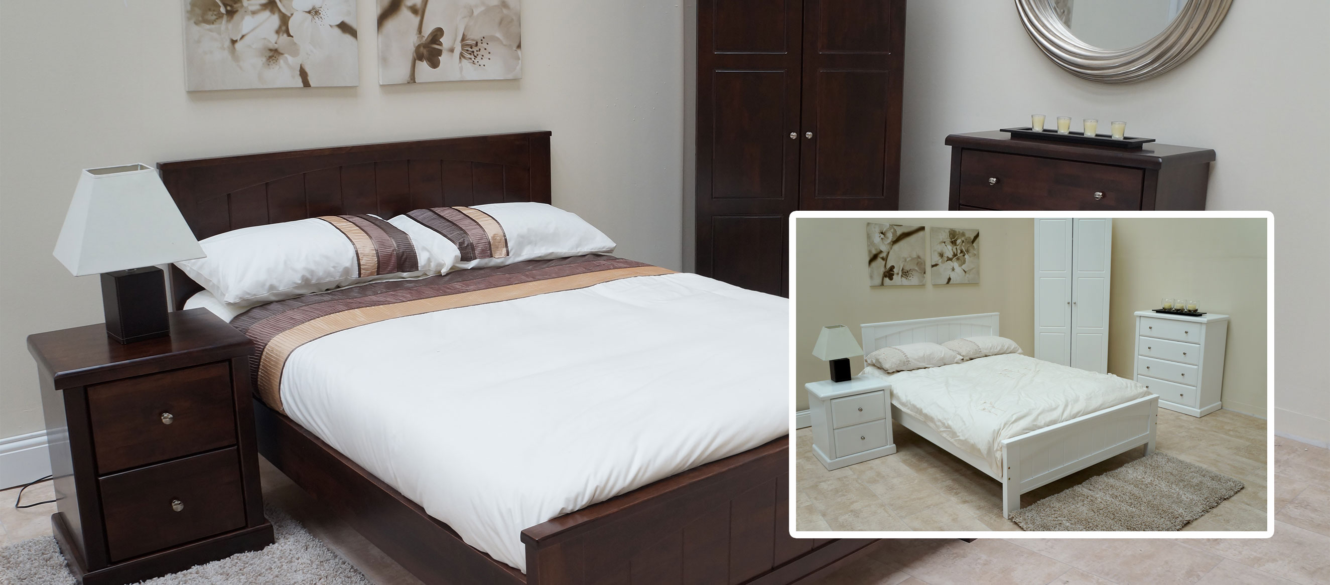Douglas collection Bedroom furniture