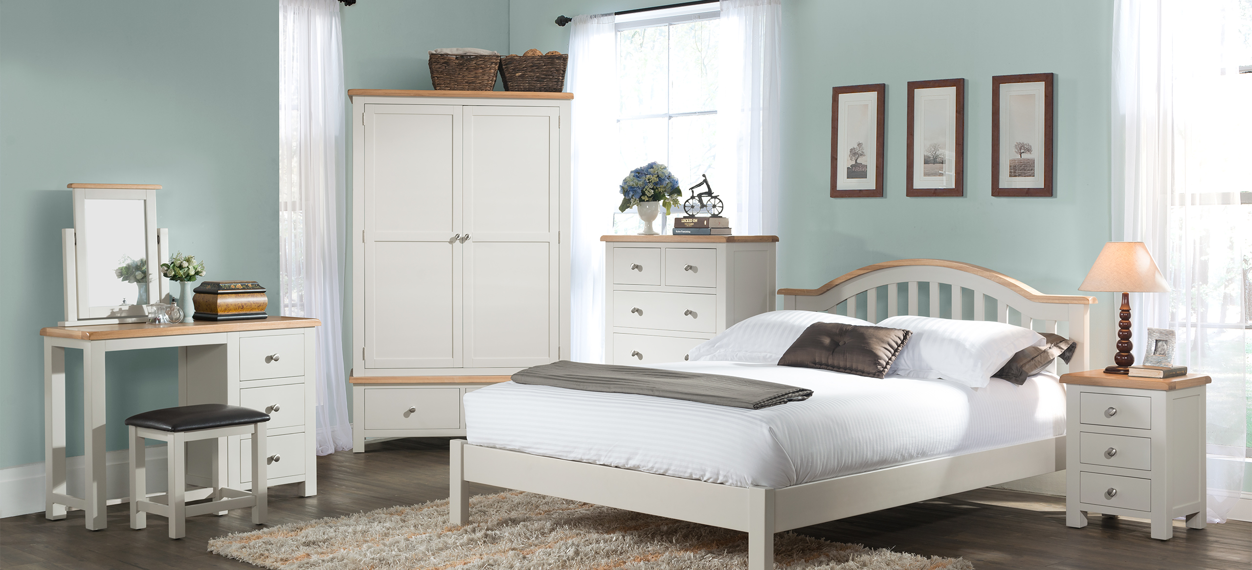 Washington collection Bedroom furniture