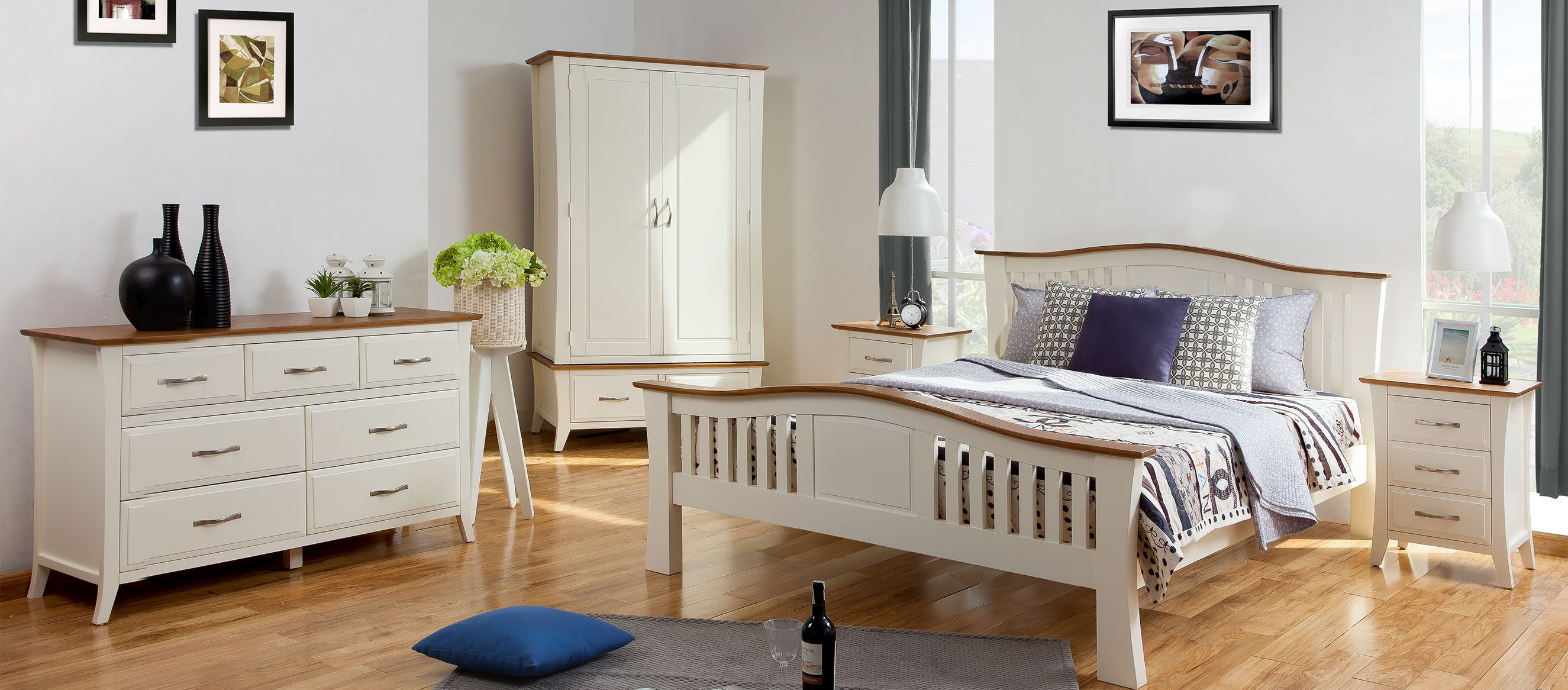 Samara Collection Bedroom Furniture Range