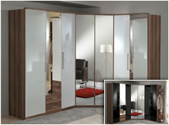 Browse Through Our Built In Wardrobes & Sliderobes..