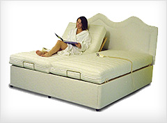 Browse our selection of adjustable beds.