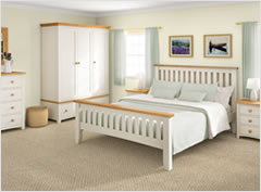 Browse our selection of bedroom packages.